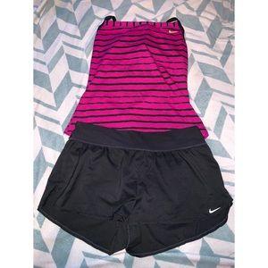 Girls Nike swimming suit